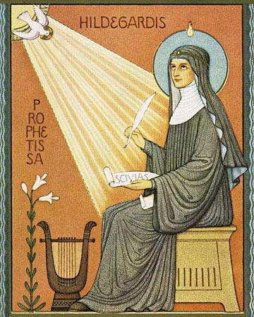 Hildegard van Bingen