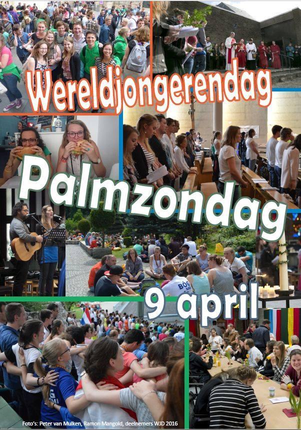 Palmzondag 2017 Jongeren