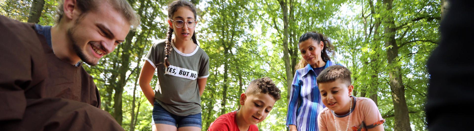 Kinder- en tieneractiviteiten